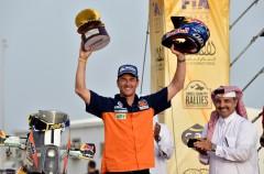 Barreda gana la etapa 5 y Coma se proclama Campeón del Sealine Cross-Country Rally 2015