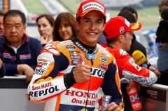 Marc Márquez imbatible en MotoGP Austin, Dovi 2º y Rossi 3º