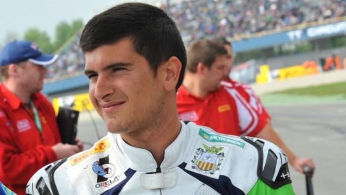 Nacho Calero participará en el Mundial Supersport 2015 con el Orelac Racing Team