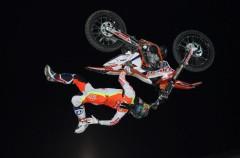 Dany Torres triunfa en la primera cita del Nacional de Freestyle en Granada