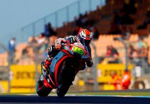 Aprilia tendrá una nueva evolución para la carrera MotoGP en Mugello