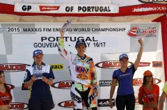 Laia Sanz marca doblete en el Mundial de Enduro Féminas de Portugal