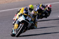 Thomas Luthi domina la carrera de Moto2 en Le Mans, Rabat 2º y Zarco 3º
