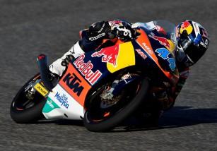 El Mundial de Moto3 de test en Jerez con buenas sensaciones