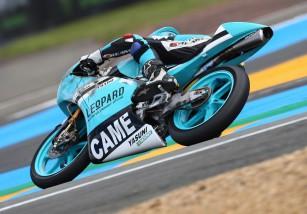 Pons, Rivas y Mir, poleman del Mundial Junior Moto3 y los Europeos Moto2 y SBK en Motorland