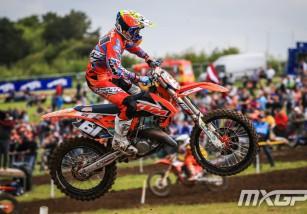 El Mundial y el Europeo de Motocross vuelven a la acción en Francia