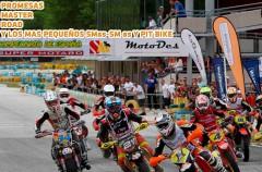 El Nacional de Supermotard disputará su tercera cita 2015 en Villarcayo