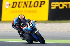 Arón Canet gana la carrera 1 del Mundial Junior Moto3 en Catalunya, Pawi 2º y Bulega 3º
