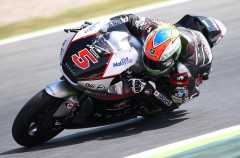 Zarco gana una carrera de Moto2 en remontada en Barcelona-Catalunya, Rins 2º y Rabat 3º