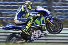 Rossi gana la carrera de MotoGP Assen, con final de infarto con Márquez