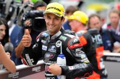 Johann Zarco triunfa en la carrera de Moto2 en Assen, Rabat 2º y Lowes 3º