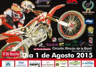 El Nacional 2015 de Supercross arranca en  Cuevas de Almanzora