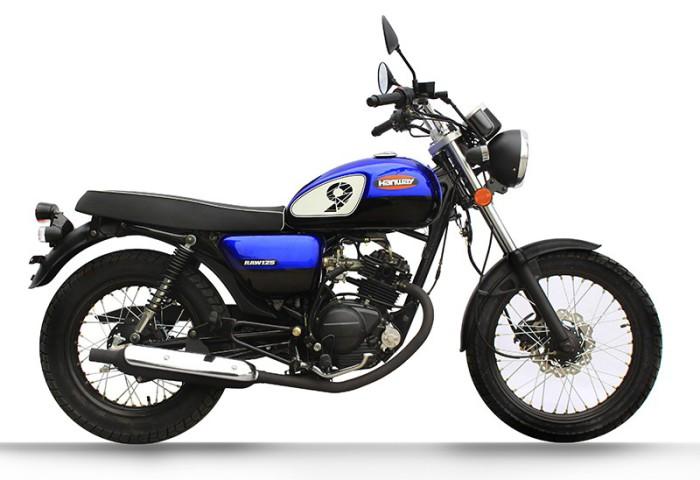 Raw-125-Azul