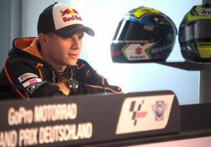 Stefan Bradl y Forward Racing MotoGP rompen su acuerdo y se separan