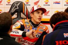 Márquez y Pedrosa probarán hoy la Honda 2016 en Misano