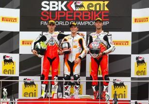 Patrick Jacobsen gana la carrera de Supersport en Sepang