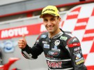 Johann Zarco celebra su título Moto2 con victoria en Motegi, Folger 2º y Cortese 3º