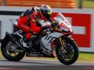 Lorenzo Savadori el más rápido del viernes de SBK en Lausitzring