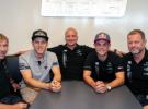 Cortese y Schrotter confirmados para Moto2 con el Dynavolt Intact GP en 2017
