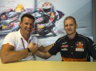 El Red Bull KTM Ajo Team presenta su formación para Moto2 en 2017
