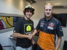 Antonelli y Bendsneyder los pilotos del Red Bull KTM Ajo Moto3 para 2017