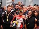 Xavi Forés: «Este primer podio sabe muy bien»
