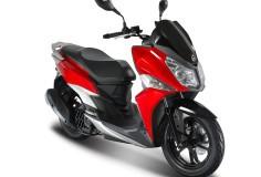 SYM presenta su Jet 14 de 125cc, un scooter urbano increíble