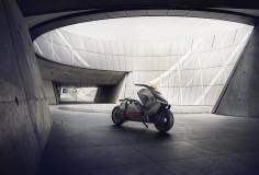 El futuro de la movilidad urbana pasa por el scooter eléctrico BMW Motorrad Concept Link