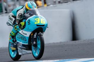 Joan Mir gana la carrera de Moto3 en Australia y se proclama Campeón del Mundo