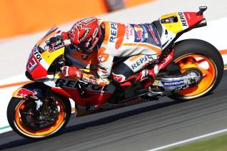 Dani Pedrosa gana la carrera de MotoGP Valencia, Márquez Campeón