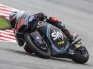 Luca Marini gana la carrera de Moto2 en Sepang, Bagnaia se proclama Campeón del Mundo
