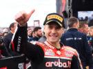 Álvaro Bautista sin rivales, triunfa en la carrera 2 SBK en Motorland Aragón
