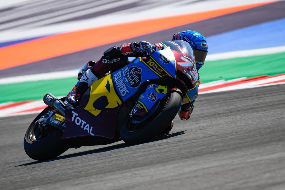 Moto2 Alex Marquez