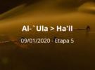 Dakar 2020: Etapa 5: Al-`Ula > Ha'il