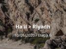 Dakar 2020: Etapa 6: Ha'il > Riyadh