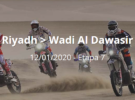 Dakar 2020: Etapa 7: Riyadh > Wadi Al Dawasir
