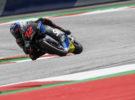 Marco Bezzecchi gana la carrera de Moto2 en Austria, tras la penalización a Martín