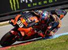 Brad Binder triunfa en la carrera del Mundial MotoGP en Brno, Morbidelli 2º y Zarco 3º