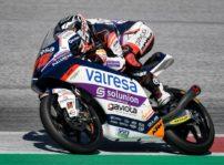 Moto3 Albert Arentas