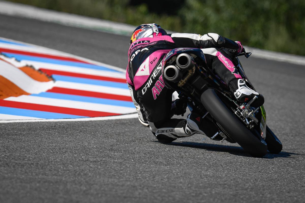 Moto3 Arbolino