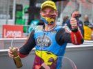 Sam Lowes triunfa en la carrera de Moto2 en el Circuito de Le Mans, Gardner 2º y Bezzecchi 3º