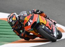 Tetsuta Nagashima, Moto2, Valencia Motogp, 13 November 2020