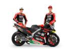 Aleix Espargaró y Lorenzo Savadori presentan su equipo Aprilia Racing para MotoGP 2021