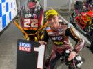 Sam Lowes domina la carrera de Moto2 en Doha, Gardner 2º y Raúl Fernández 3º