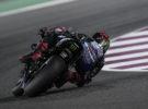Fabio Quartararo triunfa a lo grande en la carrera MotoGP de Doha, Zarco 2º y Martín 3º