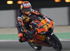 Sasaki Doha Moto3