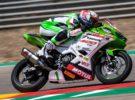 Jeffrey Buis gana la carrera 1 del Campeonato Supersport300 en Jerez