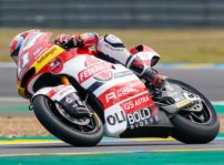 Bulega Moto2 Francia