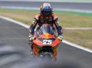 Raúl Fernández logra la pole position del Mundial de Moto2 en Francia