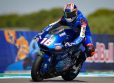 Joe Roberts Moto2